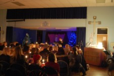 Christingle at St Katherine's